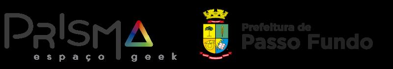Logo for Prisma Espaço Geek